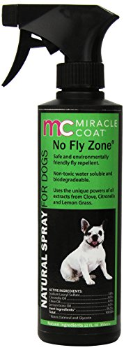 Miracle Coat No Fly Zone for Dogs 12 oz.