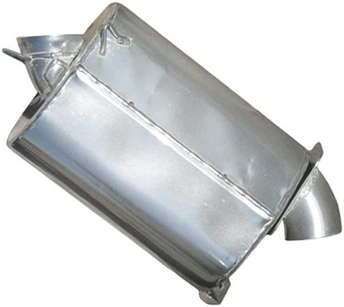 Manufacturer Part Number: 09-282-AD Actual parts may vary. Stock Photo 2007-2009 Arctic Cat M8 SLP LIGHT WEIGHT SILENCER ARCTIC CAT Manufacturer: SLP