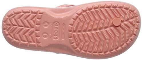 Infradito Crocs Adulto U 6kp melon Rosa Crocband Unisex Flip white tqUqrawT