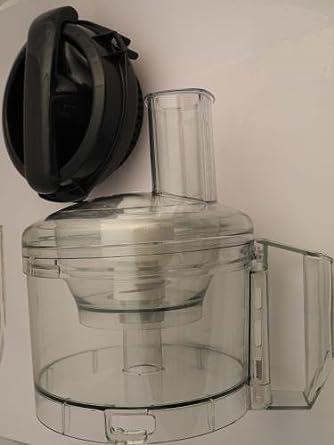 Kit cubeta cuenco completo robot Magimix referencia: 17104 para Pieces Preparation culinario pequeño Electromenager Magimix: Amazon.es: Grandes electrodomésticos