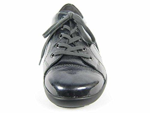 à Gris de ville B6055051006 Semler lacets pour Chaussures femme 8I7Tw