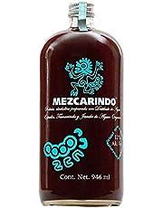 Las Mezcas, Caja de 6 Botellas de Mezcarindo, 946ml (c/u)