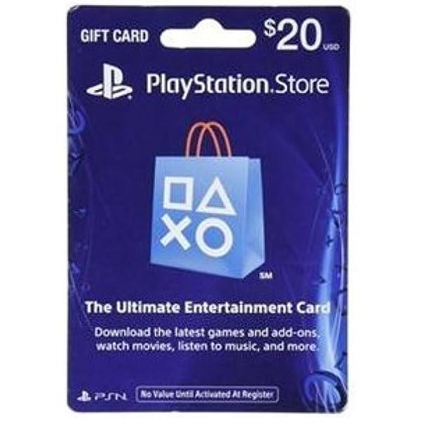 Amazon.com: 50dollar PSN tarjeta Live fy17: Computers ...