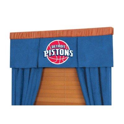 NBA Detroit Pistons MVP Valance (New Valance)