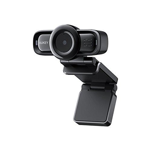 AUKEY Webcam 1080p Full HD with Autofocus
