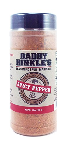 Top 10 best daddy hinkles spicy pepper 2019