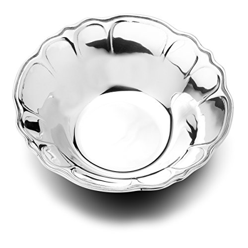 - Wilton Armetale Stafford Medium Serving Bowl, 12-Inch