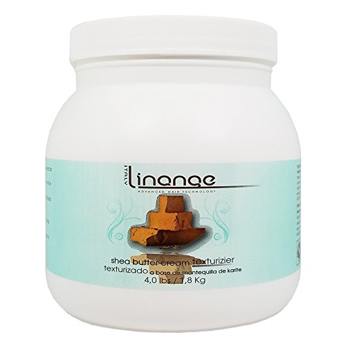 (Linange Shea Butter Cream Texturizer 4lbs/1.8kg)