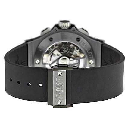 Hublot Big Bang mate gris Dial negro silicona Correa Mens Reloj 301 ai460rx: Hublot: Amazon.es: Relojes