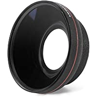 Selens 58MM 0.5X HD Wide Angle Conversion Lens with Macro for Nikon Sony Canon DSLR Cameras