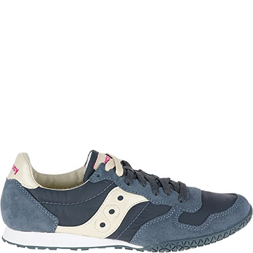 Saucony Originals Women's Bullet-W, Slate, 7.5 M US