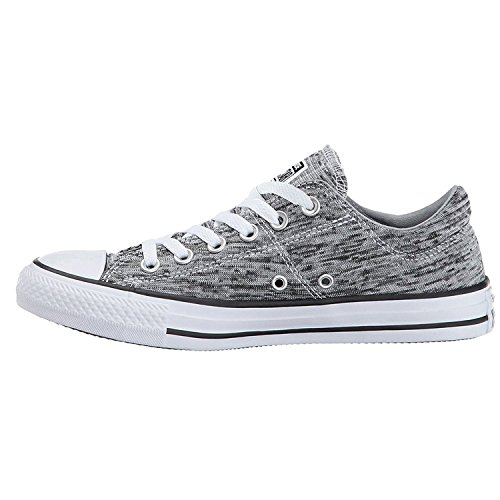 Wolf Basses Baskets Taylor Converse Black Blanc Femme Star Chuck Madison All Grey wUnXqYv