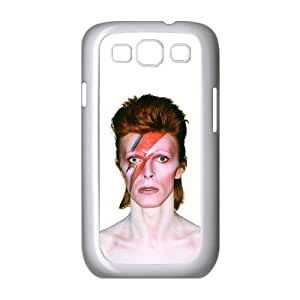 Uito Samsung Galaxy S3 9300 Cell Phone Case White David Bowie