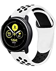 Strap Band Sport 20MM For Samsung Gear Sport/ S2 classic White