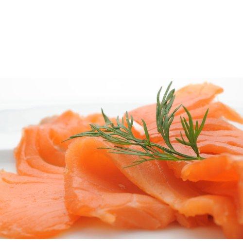 Scotch Reserve Scottish Smoked Salmon 8 oz - Sliced & Skinless