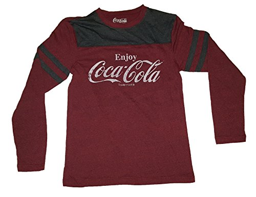 Coca Cola Sleeve Graphic T Shirt
