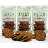 Tate'S Bake Shop, Cookie, Wht Choc, Mac Nut, Pack of 12, Size - 7 OZ, Quantity - 1 Case by Tates