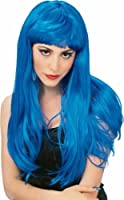 Rubie's Costume Women's Blue Glamour Wig