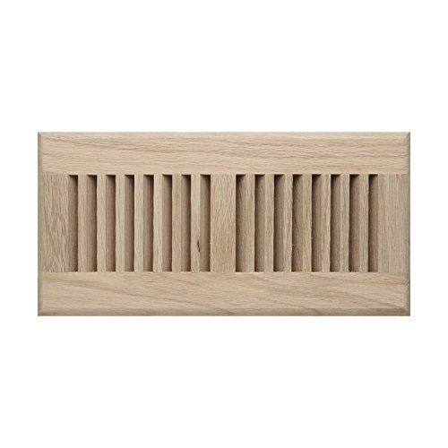 Venice Wooden Register Rimming Unfinished product image