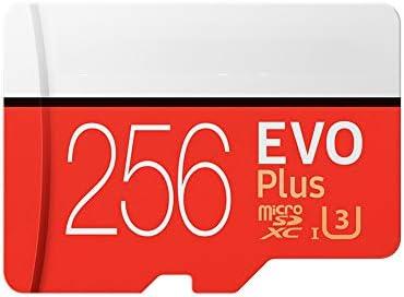 HUBI Tarjeta de Memoria Micro SD, EVO, con más de 100 MB/s SDXC ...