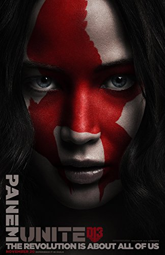 KATNISS - The Hunger Games: MockingJay Part 2 (2015) Movie Poster, 24 x 36