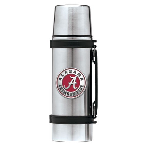 (Alabama Crimson Tide Stainless Steel Thermos)