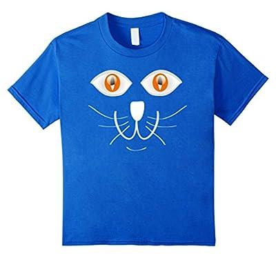 Halloween Costume Cat T-shirt
