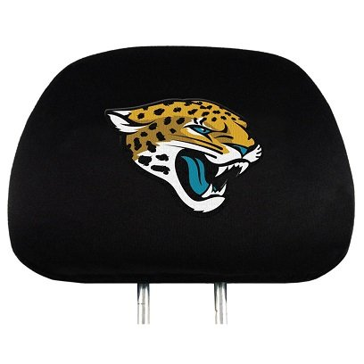 Team Promark 82636 Jacksonville Jaguars Headrest Covers