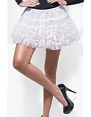Smiffy's - Fever Boutique, Spitzen-Petticoat