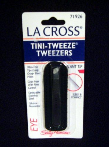 Sally Hansen La Cross Tini Tweeze Tweezers