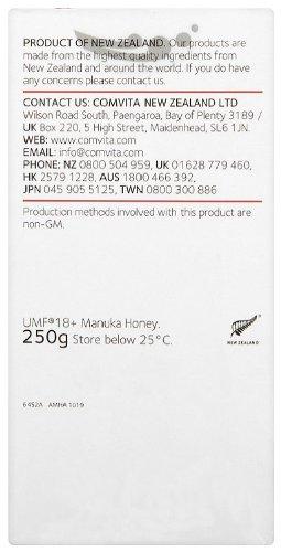 Comvita UMF 18+ Manuka Honey 250g by COMVITA PRODUCTS