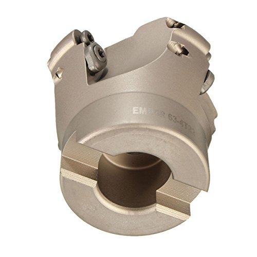 ChaRLes 4 Flauti Emr 5R-63-22-4F 5R-63-22-4F 5R-63-22-4F Faccia Fine Mulino Fresa CNC Fresa Per Rpmt1003 Inserto   comfort    Reputazione affidabile    Adatto per il colore  b7b1df