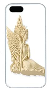 For LG G3 Phone Case Cover Reflections Blessing Angel Ornament PC Hard Plastic For LG G3 Phone Case Cover Whtie