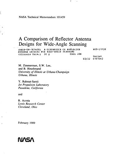 A comparison of reflector antenna designs for wide-angle scanning