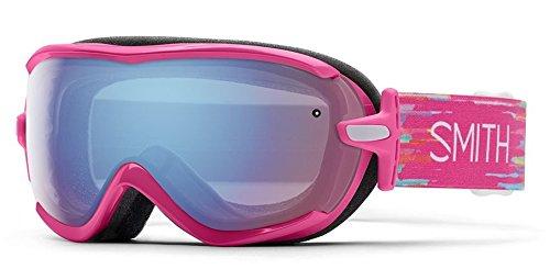 - Smith Optics Virtue Women's Spherical Series Snow Snowmobile Goggles Eyewear - Impulse/Blue Sensor Mirror / Small