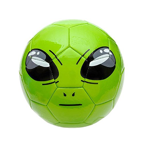 9'' Alien Soccer Ball by Bargain World