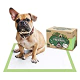 Pogi's Training Pads (20-Count) - Earth-Friendly, Large, Super-Absorbent, Puppy Pads for Dogs