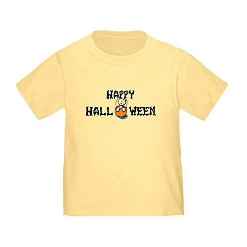 CafePress Happy Halloween Westie Toddler T-Shirt Cute Toddler