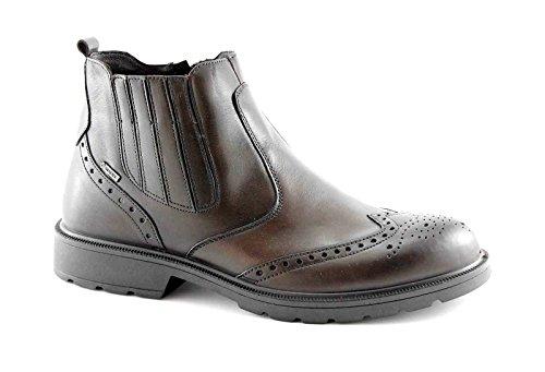 IGI & CO 66641 t.moro botas zapatos marrones hombre Beatles Inglés postal de cuero 42