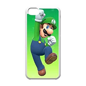 iPhone 5c Cell Phone Case White Mario Party 10 J6P7GO