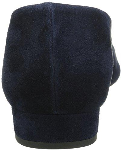 STUDIO PALOMA 19562/4, Bailarinas para Mujer Azul - Bleu (Ante Marino)