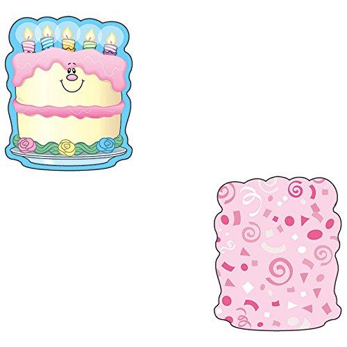 Carson Dellosa Birthday Cakes Cut-Outs (120019)