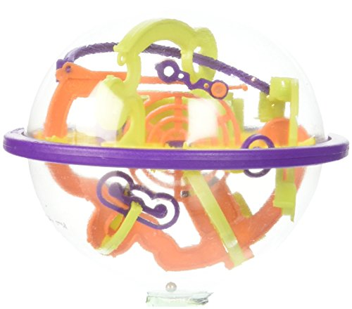 Perplexus Original Miniature Edition - Pocket Sized Miniature Perplexus Maze Puzzle that Really Works!