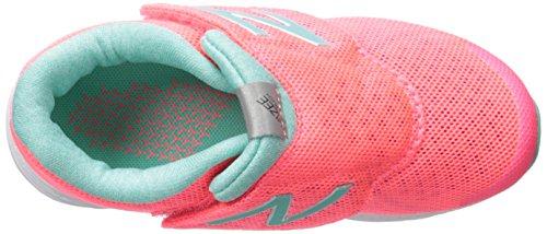 New Balance KVRUSV2 Infant Running Shoe (Infant/Toddler) Pink/Teal