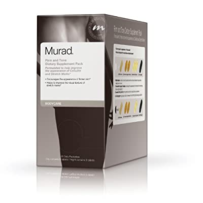 Murad Body Care Firm and Tone Dietary Supplement Pack, for Cellulite and Stretch Mark Management, 28 Daily Packettes - 4002444 , B000GDF55Q , 454_B000GDF55Q , 119.41 , Murad-Body-Care-Firm-and-Tone-Dietary-Supplement-Pack-for-Cellulite-and-Stretch-Mark-Management-28-Daily-Packettes-454_B000GDF55Q , usexpress.vn , Murad Body Care Firm and Tone Dietary Supplement Pack,
