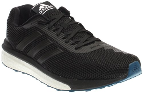 sports shoes 18702 d556a Galleon - Adidas Men s Vengeful M Running Shoe, Black Black Solar Red, 6.5  M US