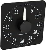 Kikkerland XL Magnetic Rotary Kitchen Timer