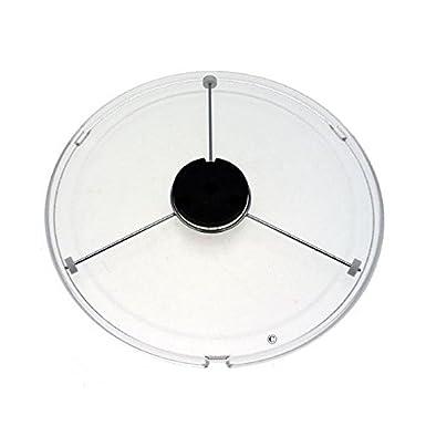 Bandeja giratorio para horno microondas (con base y soporte) Fagor ...