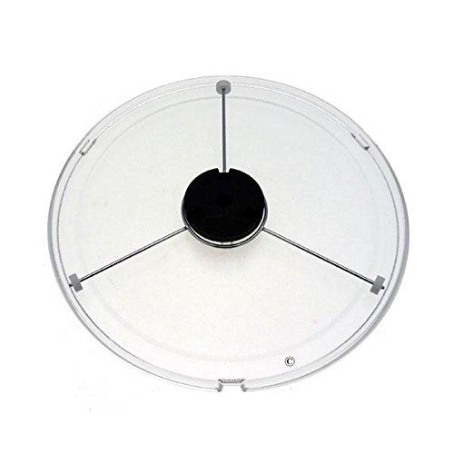 Bandeja giratorio para horno microondas (con base y soporte) Fagor MW4 - 245ex: Amazon.es: Hogar