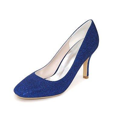5 Stiletto Negro RTRY EU41 UK7 Primavera Bomba Plata Noche 3 8 Azul Verano Glitter Shoes Rubí 3A Pulg US9 Wedding 3 Talón Oro Básica Mujer 5 Boda La 10 CN42 4 amp;Amp; p7wqxTp4